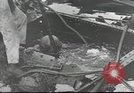 Image of Devastation from Japanese attack on Pearl Harbor Pearl Harbor Hawaii USA, 1941, second 55 stock footage video 65675062272