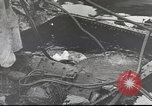 Image of Devastation from Japanese attack on Pearl Harbor Pearl Harbor Hawaii USA, 1941, second 58 stock footage video 65675062272