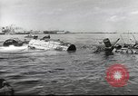Image of Devastation from Japanese attack on Pearl Harbor Pearl Harbor Hawaii USA, 1941, second 61 stock footage video 65675062272