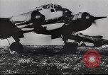 Image of Luftwaffe attacks supply convoys Atlantic Ocean, 1942, second 9 stock footage video 65675062277