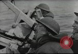 Image of Luftwaffe attacks supply convoys Atlantic Ocean, 1942, second 57 stock footage video 65675062277