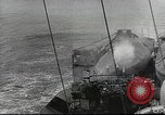 Image of Luftwaffe attacks supply convoys Atlantic Ocean, 1942, second 62 stock footage video 65675062277
