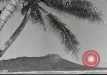 Image of US ocean supply lines to Australia Pacific Theater, 1942, second 1 stock footage video 65675062279