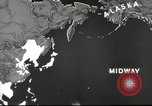 Image of Battle of Midway Pacific Ocean, 1942, second 9 stock footage video 65675062280