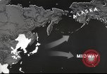 Image of Battle of Midway Pacific Ocean, 1942, second 11 stock footage video 65675062280
