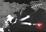 Image of Battle of Midway Pacific Ocean, 1942, second 12 stock footage video 65675062280