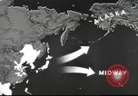 Image of Battle of Midway Pacific Ocean, 1942, second 13 stock footage video 65675062280
