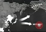 Image of Battle of Midway Pacific Ocean, 1942, second 14 stock footage video 65675062280