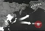 Image of Battle of Midway Pacific Ocean, 1942, second 15 stock footage video 65675062280