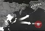 Image of Battle of Midway Pacific Ocean, 1942, second 16 stock footage video 65675062280