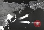 Image of Battle of Midway Pacific Ocean, 1942, second 17 stock footage video 65675062280