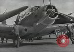 Image of Battle of Midway Pacific Ocean, 1942, second 36 stock footage video 65675062280