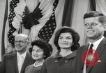 Image of President John F Kennedy United States USA, 1963, second 19 stock footage video 65675062285