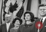 Image of President John F Kennedy United States USA, 1963, second 20 stock footage video 65675062285