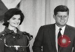 Image of President John F Kennedy United States USA, 1963, second 25 stock footage video 65675062285