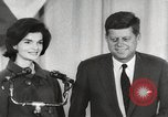 Image of President John F Kennedy United States USA, 1963, second 26 stock footage video 65675062285