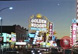 Image of buildings in city Las Vegas Nevada USA, 1960, second 44 stock footage video 65675062290