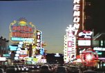 Image of buildings in city Las Vegas Nevada USA, 1960, second 48 stock footage video 65675062290