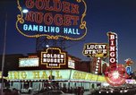 Image of buildings in city Las Vegas Nevada USA, 1960, second 60 stock footage video 65675062290