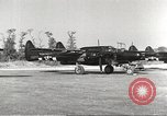 Image of P-61 Black Widow France, 1944, second 13 stock footage video 65675062292