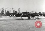 Image of P-61 Black Widow France, 1944, second 14 stock footage video 65675062292