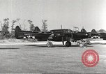 Image of P-61 Black Widow France, 1944, second 15 stock footage video 65675062292