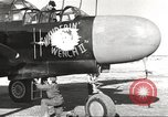 Image of P-61 Black Widow France, 1944, second 21 stock footage video 65675062292