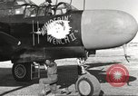 Image of P-61 Black Widow France, 1944, second 25 stock footage video 65675062292