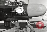 Image of P-61 Black Widow France, 1944, second 26 stock footage video 65675062292