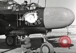 Image of P-61 Black Widow France, 1944, second 27 stock footage video 65675062292