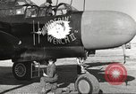 Image of P-61 Black Widow France, 1944, second 30 stock footage video 65675062292