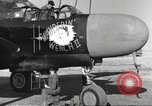 Image of P-61 Black Widow France, 1944, second 31 stock footage video 65675062292