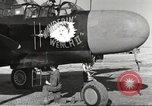 Image of P-61 Black Widow France, 1944, second 32 stock footage video 65675062292