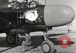 Image of P-61 Black Widow France, 1944, second 34 stock footage video 65675062292