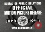 Image of prisoners of war Philippines, 1945, second 1 stock footage video 65675062293