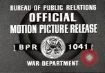 Image of prisoners of war Philippines, 1945, second 2 stock footage video 65675062293