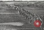 Image of prisoners of war Philippines, 1945, second 8 stock footage video 65675062293