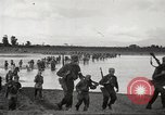 Image of prisoners of war Philippines, 1945, second 22 stock footage video 65675062293