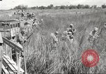 Image of prisoners of war Philippines, 1945, second 30 stock footage video 65675062293