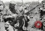 Image of prisoners of war Philippines, 1945, second 34 stock footage video 65675062293
