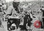 Image of prisoners of war Philippines, 1945, second 37 stock footage video 65675062293