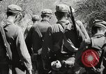 Image of prisoners of war Philippines, 1945, second 39 stock footage video 65675062293