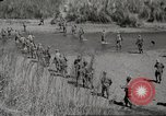 Image of prisoners of war Philippines, 1945, second 53 stock footage video 65675062293