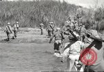 Image of prisoners of war Philippines, 1945, second 58 stock footage video 65675062293