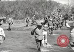 Image of prisoners of war Philippines, 1945, second 61 stock footage video 65675062293