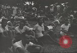 Image of American prisoners of war Philippines, 1945, second 18 stock footage video 65675062294