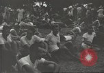 Image of American prisoners of war Philippines, 1945, second 19 stock footage video 65675062294