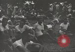 Image of American prisoners of war Philippines, 1945, second 20 stock footage video 65675062294