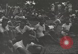 Image of American prisoners of war Philippines, 1945, second 21 stock footage video 65675062294