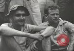 Image of American prisoners of war Philippines, 1945, second 31 stock footage video 65675062294